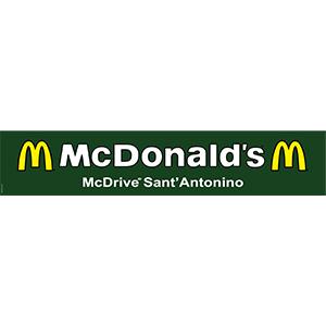 BancaStato Mundial Camp - 4 mcdonalds