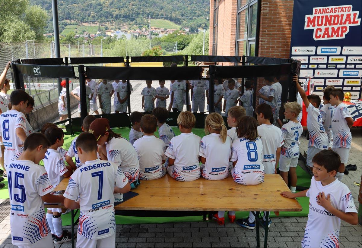 BancaStato Mundial Camp - arena2