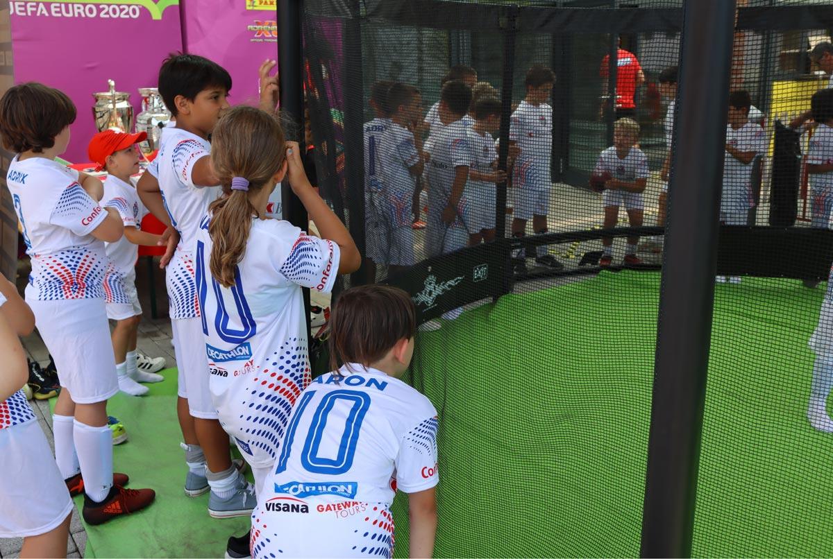 BancaStato Mundial Camp - arena4